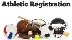 Spring Sports Online Registration Opens Feb.1