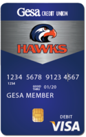 Hawks Debit Card Now Available